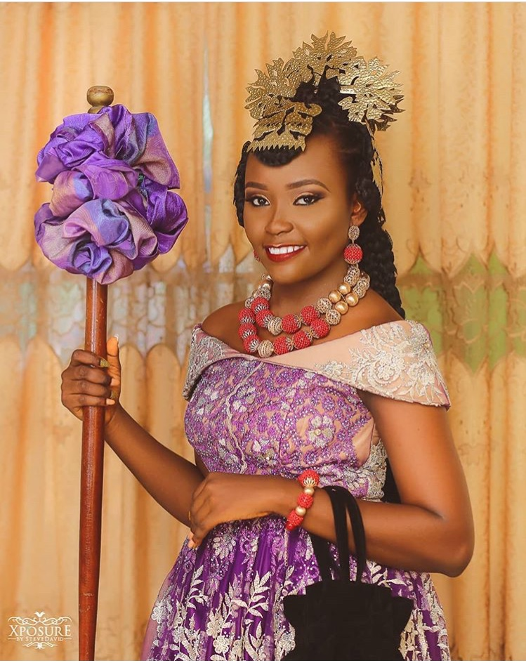 Efik traditional Wedding Attire