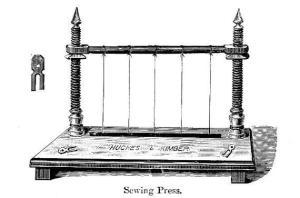 SewingPress-bookbinding