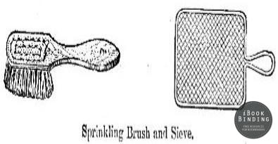 Sprinkling Brush