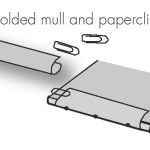 Folded Mull and Paperclips