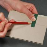 Marking Cloth Boundary