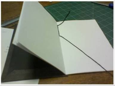 Bookbinding Tutorial Diagram - 13