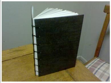 Bookbinding Tutorial Diagram - 18