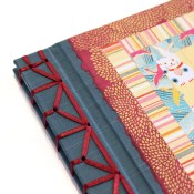 Japanese Stab Binding by Ruth Bleakley - http://www.ruthbleakley.com/blog/2012/03/awesome-handmade-books-japanese-stab-bindings