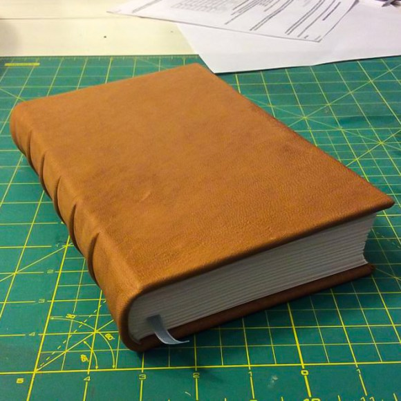 i Bookbinding - Finished Book
