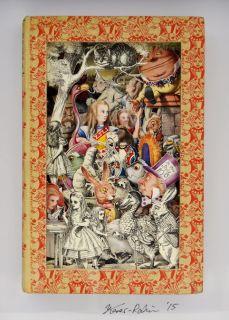 2015.11.19 - Alexander Korzer-Robinson Book Sculpture - 566143_alice-in-wonderland-1950
