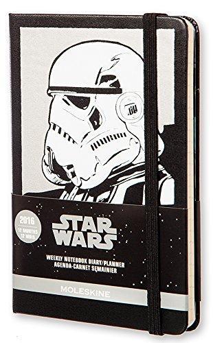 2015.12.16 - Star Wars Meets Bookbinding 32 Moleskine
