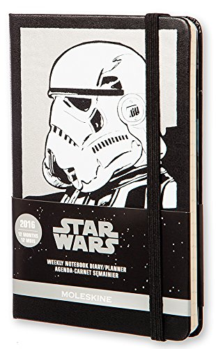 2015.12.16 - Star Wars Meets Bookbinding 32 Moleskine