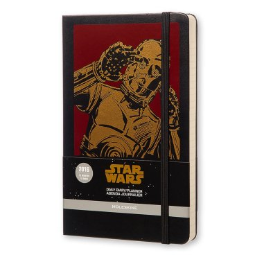 2015.12.16 - Star Wars Meets Bookbinding 33 Moleskine