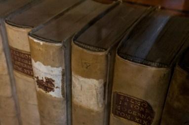 2016.08.04 - 14 - Endbands on Old Books - The Pisano Library of San Vidal - Libreria Pisani di San Vidal