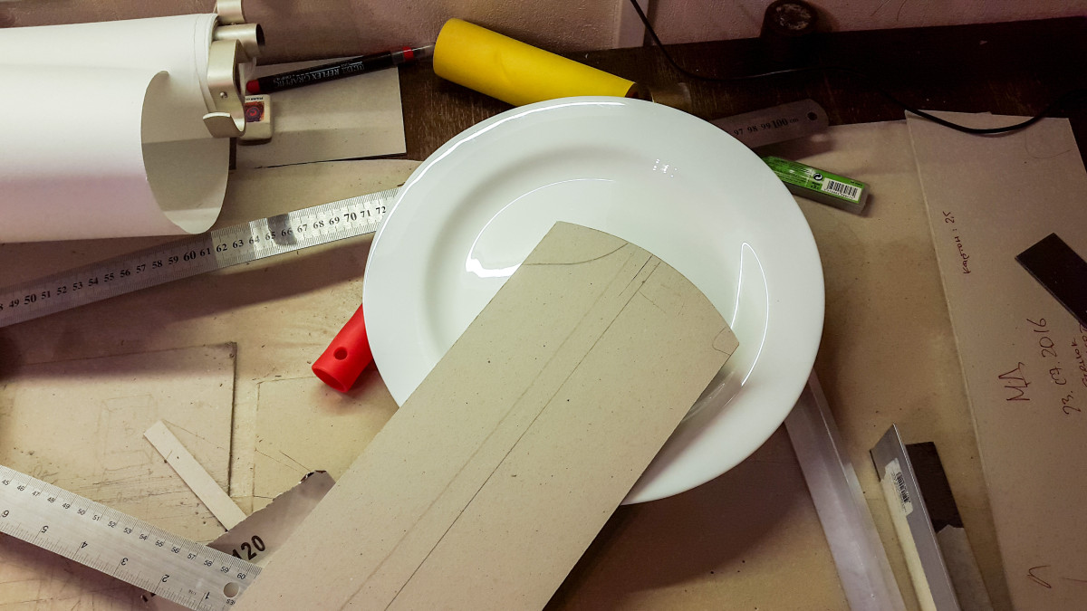 2016.08.26 - 03 - Building a False Rounded Spine for a Box