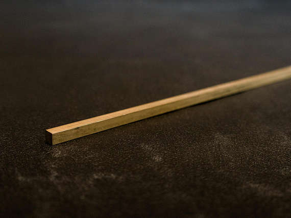 2017.04.06 - Brass Spacer for Bookbinding 01