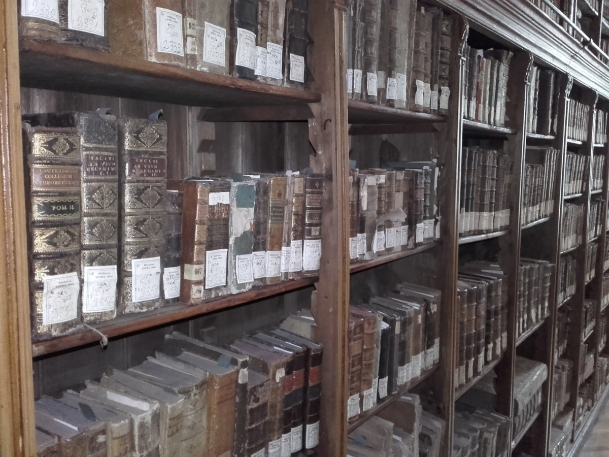 2017.04.14 - Bookbinding Posts You Shouldn't Have Missed this March - Wonderful Bibliotecă Astra in Sibiu 02