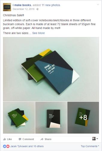 2017.04.17 - 5 Beautiful Bookbinding-Themed Facebook Accounts to Follow - I make books 02