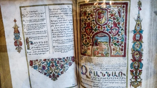 2017.08.30 - Book Exhibits at Ejmiatsin, Armenia 04