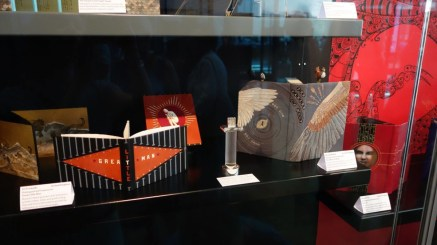 2017.08.18 - Designer Bookbinders International Competition 2017 08