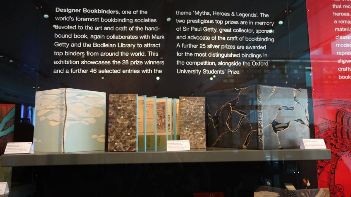 2017.08.18 - Designer Bookbinders International Competition 2017 11