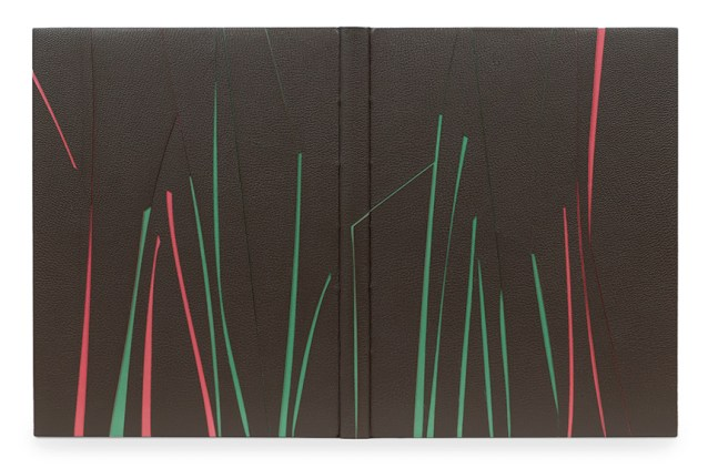 2017.08.18 - Designer Bookbinders International Competition 2017 - Distingiushed Winners - Sol Rébora - The Noble Knight Paris & the Fair Vienne