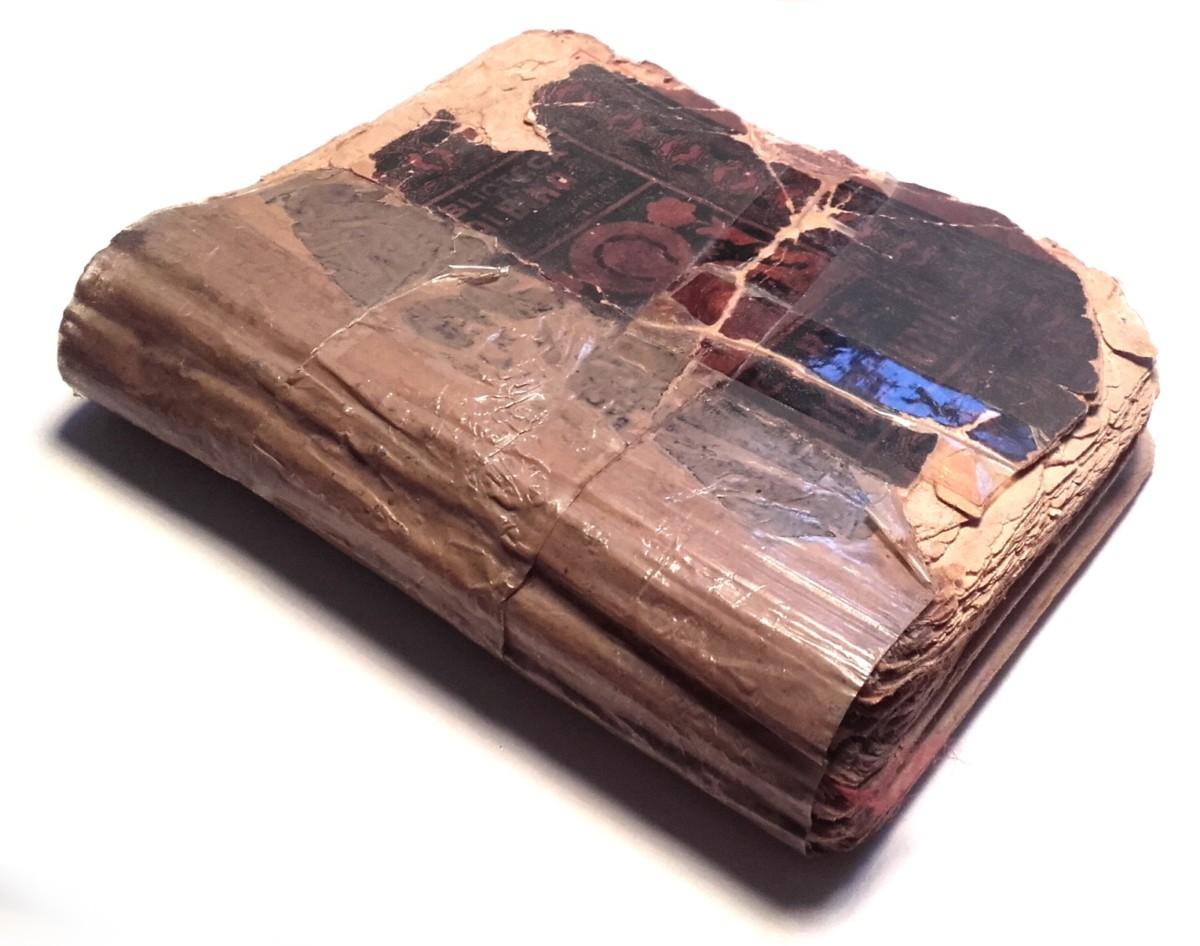 Restoration - Grandmother's Prayer Book 02