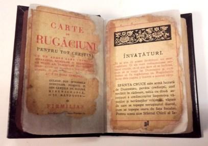 Restoration - Grandmother's Prayer Book 05
