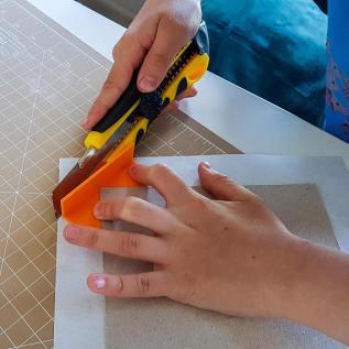 3d-printed Corner Cutting Jigs for Bookbinding 03