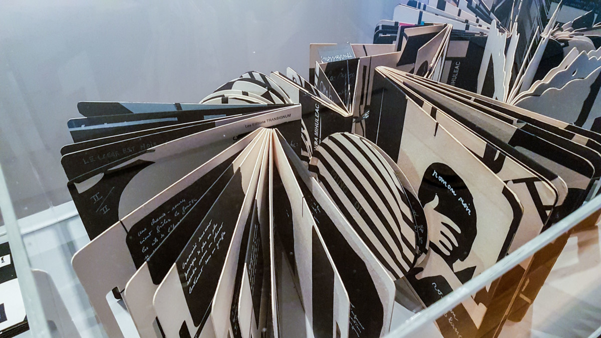 2018.04.04 - Artists Books by Wanda Mihuleac 02