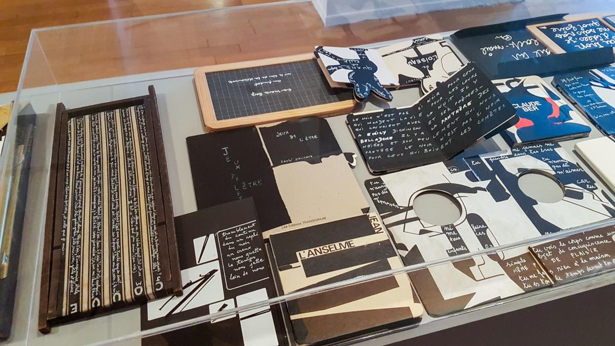 2018.04.04 - Artists Books by Wanda Mihuleac 04