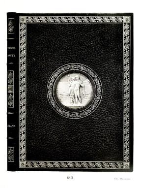 Pierre Louÿs - Ariane ou Le chemin de la paix éternelle, 1 vol. Paris, 1904, in-8. Binding - Ch. Meunier, 1907