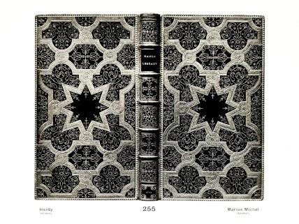 L'Abbé Prévost - Histoire du Chevalier des Grieux et de Manon Lescaut. Paris, 1870, in-12. Binding - Hardy, Marius Michel