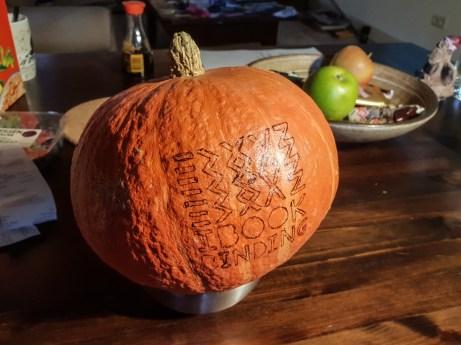 iBookBinding Pumpkin