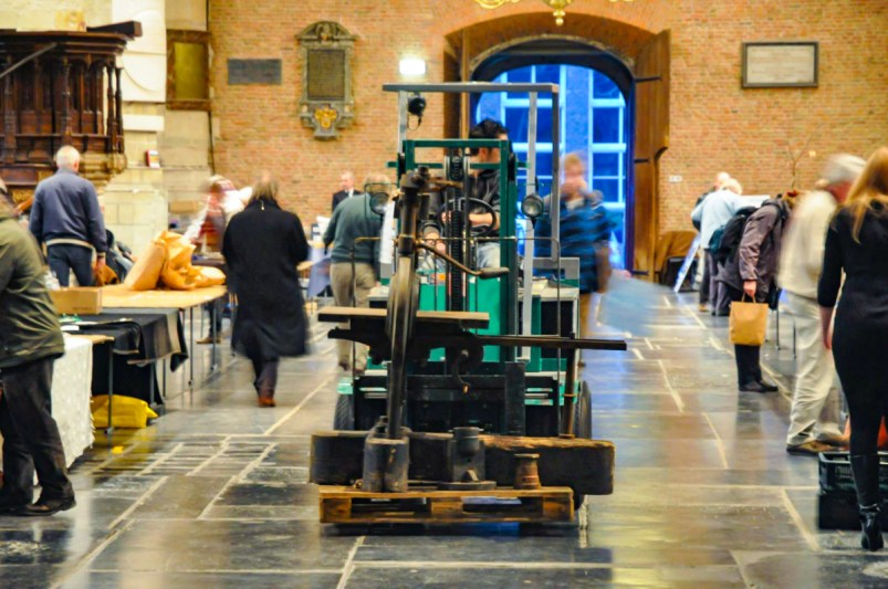 2018.11.06 - Boekkunstbeurs 2013 (Book Arts Fair) in Leiden, the Netherlands 03