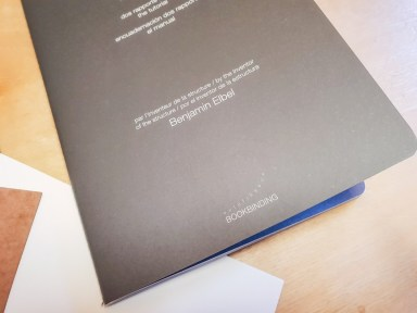 2018.12.05 - Dos Rapporté by the Bookbinding Out of the Box - Full Package Contents 03