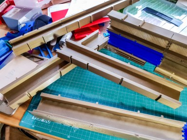 2018.12.17 - Recent Updates to My Bookbinding Workbenches - Printed Parts of Type Trays 02