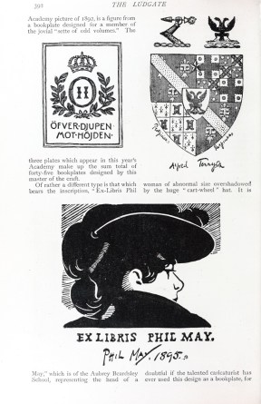 2019.01.11 - Bookplates Miscellanea from the Collection of Joseph Jackson Howard 06