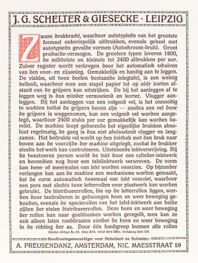 2019.02.21 - Amazing Century-Old Book Industry Ads - J.G. Schelter and Giesecke 4
