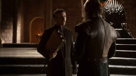 GoT S01E03 00.23.59 - Petyr Baelish's ledger