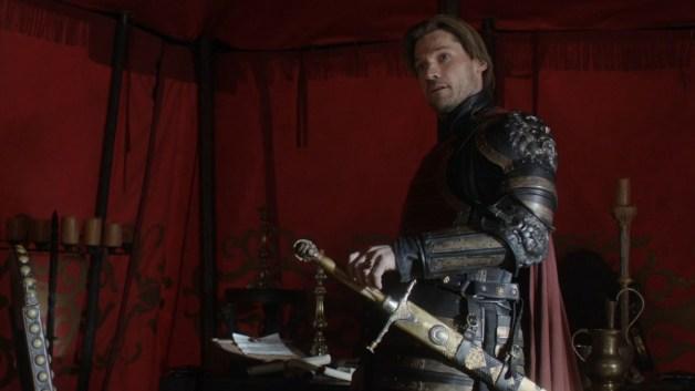 GoT S01E07 00.02.28 - Tywin Lannister's war tent