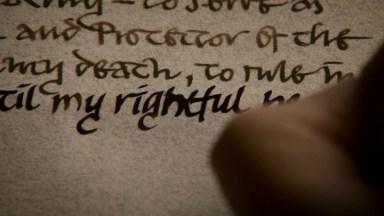 GoT S01E07 00.23.17 - Robert Baratheons's will