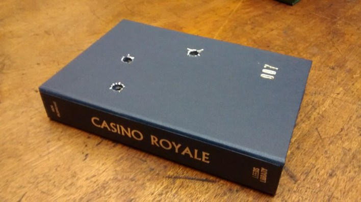 2019.03.27 - Making a 5-Minute Phase Box 1-Casino Royale