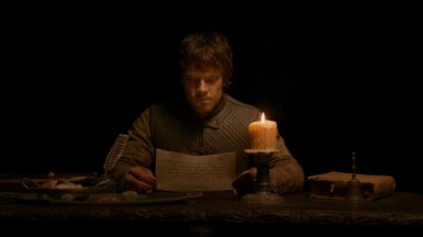 GoT S02E03 00.35.05 - Theon's letter