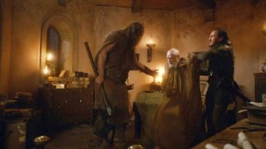 GoT S02E03 00.39.55 - Grand Maester Pycelle's books
