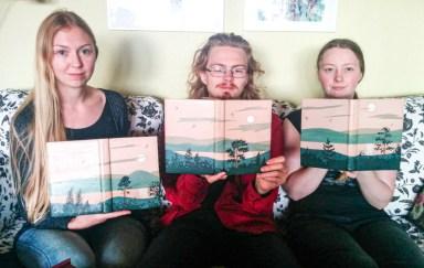 2019.09.17 - Deep Connection with Nature of Ingeir Djuvik's Design Bindings - Livet i skogene