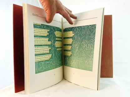 2019.10.01 - Open-Set - Open Book - Svato Verlag, Ich bin nur Flamme, Gedichte des Expressionismus - Ulrich Widmann 2