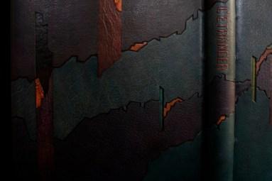 2019.10.07 - Inspiring Bookbinding Projects of September - Albert Camus - L'Etranger by Huhu Hu 02