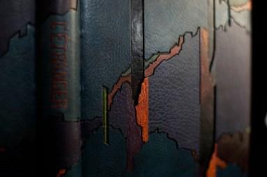 2019.10.07 - Inspiring Bookbinding Projects of September - Albert Camus - L'Etranger by Huhu Hu 03
