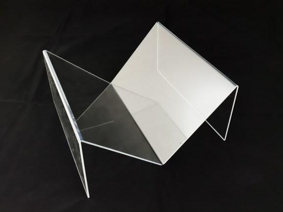 2019.10.14 - iBookBinding Introduces New Item - Plexiglas Book Cradles 1