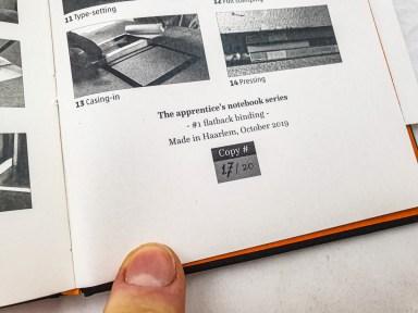 2019.11.14 - Apprentice's Notebook by Elbel Libro 5