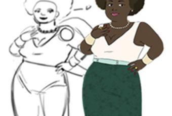 Insights e Personas: como ilustrações melhoram relatórios de mídias sociais