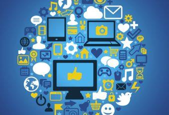 O monitoramento de mídias sociais para estudos de reconhecimento de marca