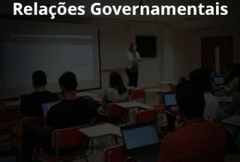 Primeira edição do curso de Dados para Relações Governamentais ocorreu neste final de semana em Brasília